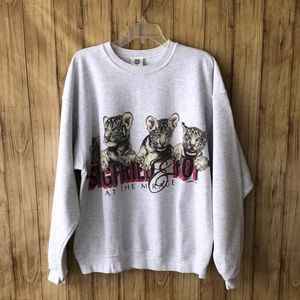 Vintage Siegfried & Roy Sweatshirt Size XL